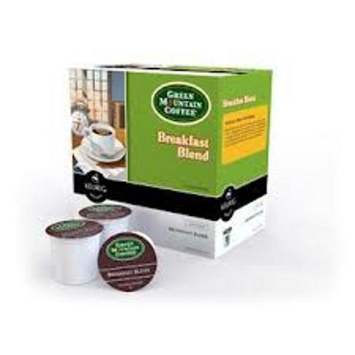 Green Mountain Coffee Breakfast Blend Travel Mug Size VUE Cups 12ct