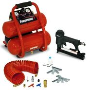 Powermate 2 Gallon Mini Sidestack Air Compressor with Extra Value Kit at Sears.com