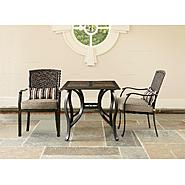 La-Z-Boy Outdoor McKenna 3pc Bistro Set at Kmart.com