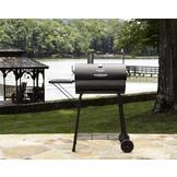 BBQ Pro Charcoal Barrel Grill at mygofer.com