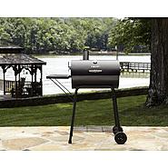 BBQ Pro Charcoal Barrel Grill at Sears.com
