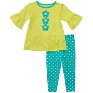 Carter's Newborn & Infant Girl's Top & Leggings Set 2 Piece at Sears.com