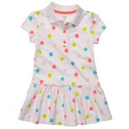Carter's Newborn Girl's Dress Dot Short Sleeve at Sears.com