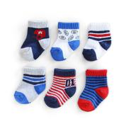 Carter's 3-12 Months Infant Boy's Socks 6 Pack Sports Socks at Sears.com