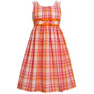 Ashley Ann Girl's Sleeveless Dress Plaid at Sears.com