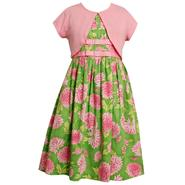 Ashley Ann Girl's Dress Sleeveless Floral at Sears.com