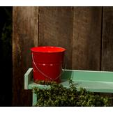 Garden Oasis Citronella bucket - Red at mygofer.com