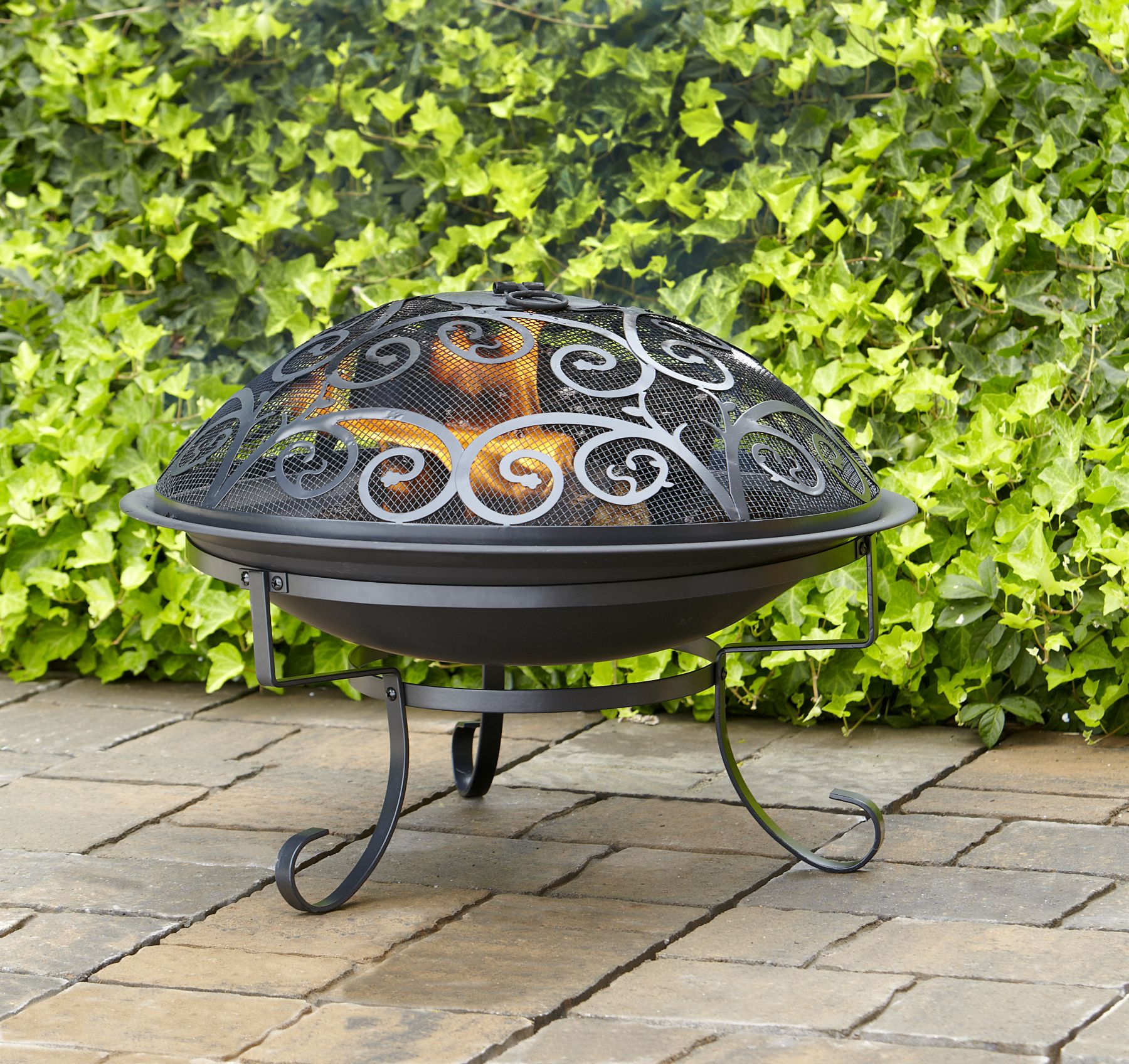 Jaclyn Smith Today  Firepit