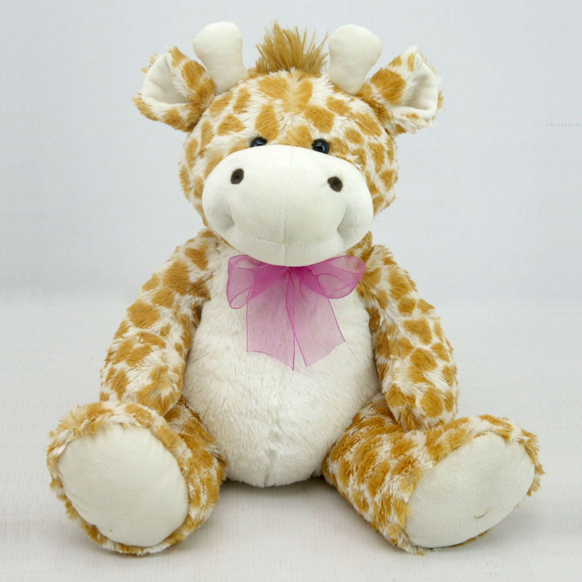 Valentine Plush Giraffe 13in Seasonal Valentine S Day Stuffed