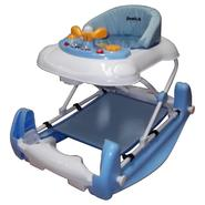 Dream On Me Dynamic 2 in 1 Walker and Rocker In Light Blue at Kmart.com