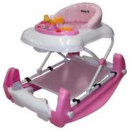 Dream On Me Dynamic 2 in 1 Walker and Rocker In Pink at Kmart.com