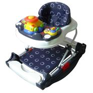 Dream on Me Evolution Entertainment Hub, 2 in 1 Walker and Rocker  in Gray at Kmart.com