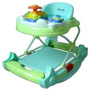 Dream On Me Evolution Entertainment Hub, 2 in 1 Walker and Rocker  light blue at Kmart.com