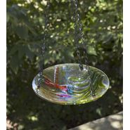 Garden Oasis Hanging Glass Birdbath - Dragonfly at Kmart.com