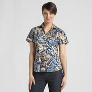Jaclyn Smith Women's Floral Shirt at Sears.com