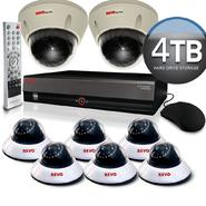 REVO Surveillance System with 16 Channel 4TB DVR, (6) Quick Connect Cameras and (2) Elite Cameras at Kmart.com
