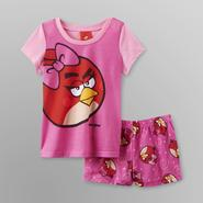 Angry Birds Girl's Pajamas at Kmart.com