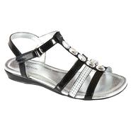 WonderKids Girl's Sandal Ramona - Black at Kmart.com