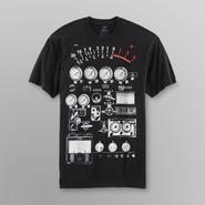 Amplify Young Men's Graphic T-Shirt - Gauges at Sears.com