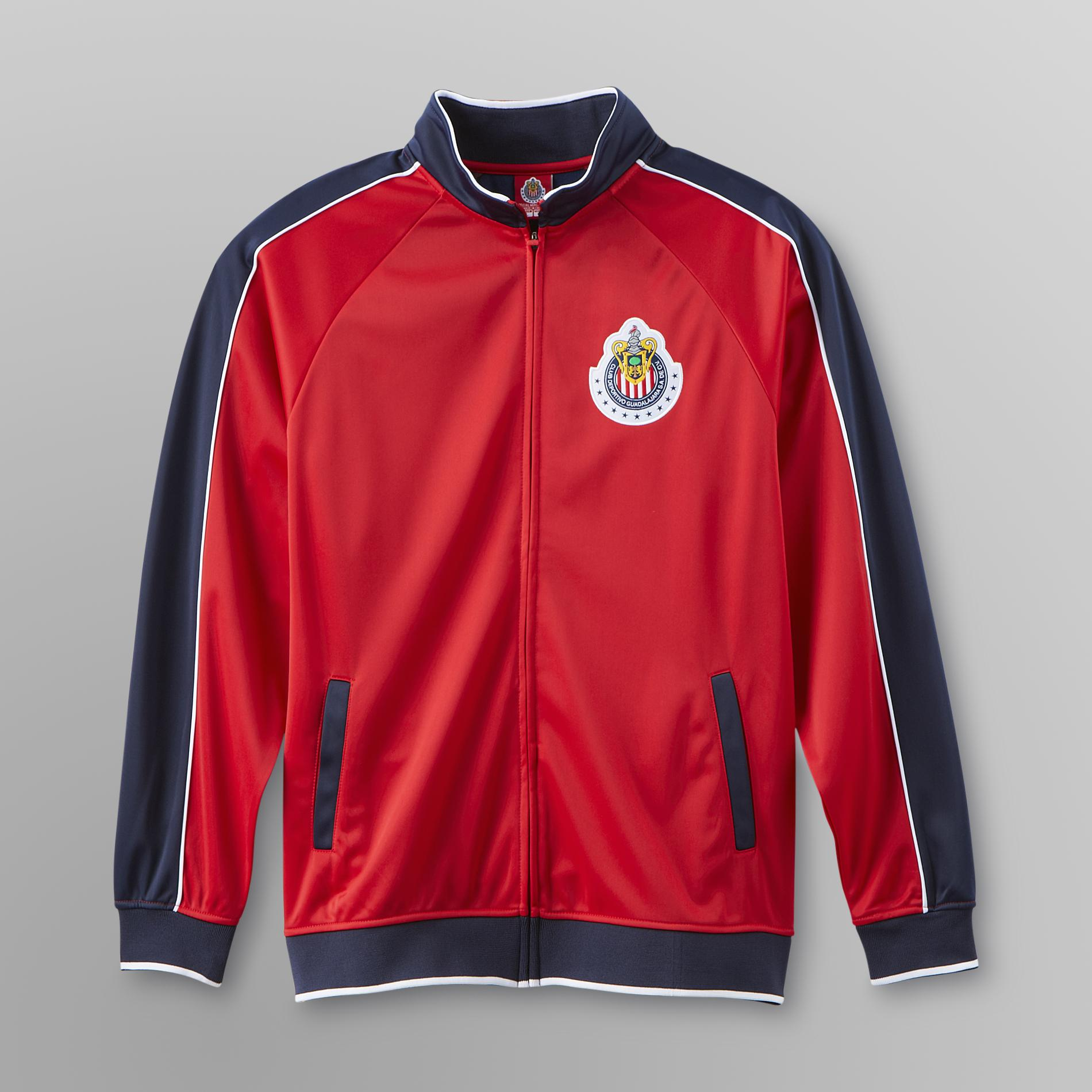 EURO Men's Soccer Jacket - C.D. Guadalajara at Kmart.com