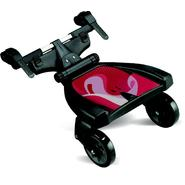 Dream On Me Tag-A-Long Stroller Board in Red at Kmart.com