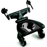 Dream On Me Deluxe Tag-A-Long Expandable Stroller Board in Black at Kmart.com