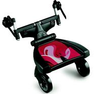 Dream On Me Deluxe Tag-A-Long Expandable Stroller Board in Red at Kmart.com
