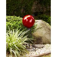 Garden Oasis Metallic Gazing Ball - Red at Sears.com