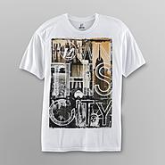 Amplify Young Men's Graphic T-Shirt - Own This City at Sears.com