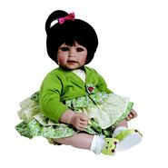 "Adora Baby Doll, 20  ""Fanciful Frog"" Dk. Brown Hair/Brown Eyes at Sears.com"