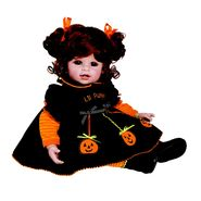 "Adora Baby Doll, 20  ""Jolly Jack-o-lantern"" Red Hair/Brown Eyes at Kmart.com"