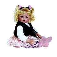 "Adora Baby Doll, 20  ""Giggle And Growls "" Lt Blond Hair/Blue Eyes at Sears.com"