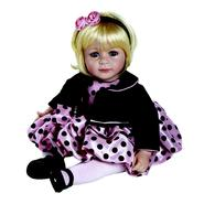 "Adora Dolls Baby Doll, 20  ""Pink Posh"" Lt. Blond/Blue Eyes at Sears.com"