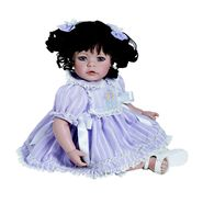 "Adora Baby Doll  20"" Lavender FieldsDk. Brown Hair/Blue Eyes at Sears.com"