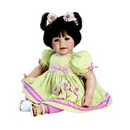 "Adora Baby Doll, 20  ""Flowers For A Friend"" Brown Hair/Brown Eyes at Sears.com"