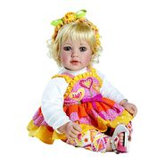 "Adora Baby Doll, 20  ""Jelly Beanz"" Light Blonde Hair/Blue Eyes at Sears.com"