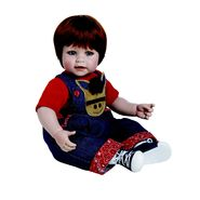 "Adora Baby Doll, 20  ""Giddy Up-boy"" 20"" Red Hair/Blue Eyes at Sears.com"