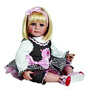 "Adora Baby Doll, 20  ""Oink"" Lt. Blond Hair/Blue Eyes at Sears.com"
