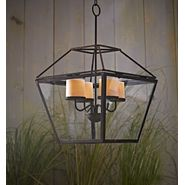 Country Living Candle Chandelier with LED Candles at Kmart.com