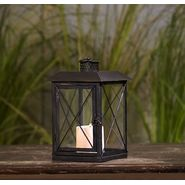 Country Living Square Lantern with LED Candle at Sears.com