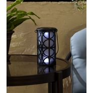 Jaclyn Smith Today Round Solar Lantern - Blue at Kmart.com
