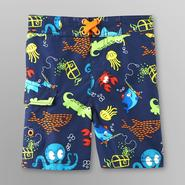 Joe Boxer Infant & Toddler Boy's Sea Creatures Swim Shorts at Sears.com