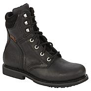 "Harley-Davidson Men's Darnel 7"" Soft Toe Boot - Black at Sears.com"