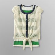 Bongo Girl's Layered Tank Top at Sears.com