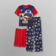 Angry Birds Star Wars Boy's Knit Pajama Set - 3 Pc. at Sears.com