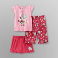 Joe Boxer Infant & Toddler Girl's Pajamas - 'Super Star' at Kmart.com