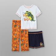 Joe Boxer Infant & Toddler Boy's Jersey Knit Pajama Set - 3 Pc. at Kmart.com