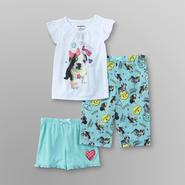 Joe Boxer Toddler Girl's Pajamas - 'Puppy Love' at Kmart.com