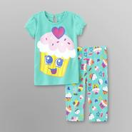 Joe Boxer Infant & Toddler Girl's Pajamas - Cupcake at Kmart.com