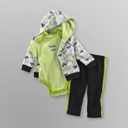 Welcome to the World Infant Boy's Jacket, Bodysuit and Pants - Motorcycle at Kmart.com
